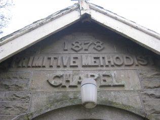 Threshfield Primitive Methodist Chapel near Grassington North Yorkshire.