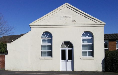 Thringstone Primitive Methodist chapel