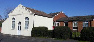 Thringstone Primitive Methodist chapel | Christopher Hill 2014