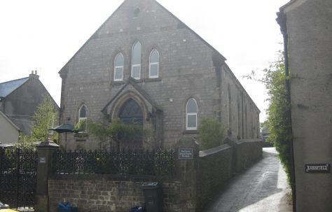 Tideswell Primitive Methodist Chapel Derbyshire