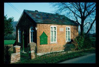 Chapel in January 1991 | David Hill
