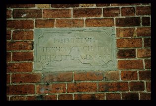 Wall Plaque in 1991 | David Hill