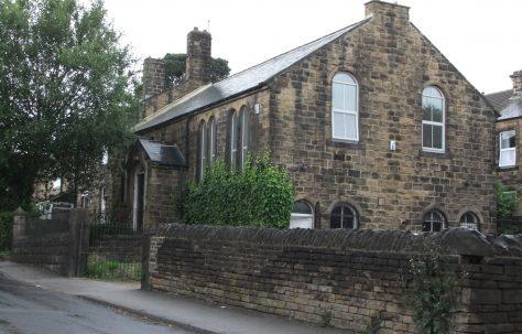 Tingley; Zion PM Chapel