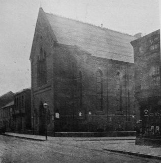 Derby Traffic Street Primitive Methodist chapel | Handbook of the 94th Primitive Methodist Conference 1913