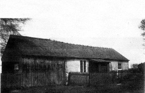 Trelystan Primitive Methodist Chapel Welshpool Montgomeryshire