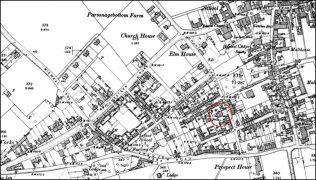 OS map 1897