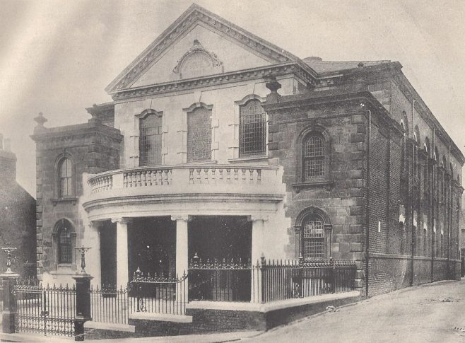 Tunstall Jubilee Primitive Methodist Chapel, 1860
