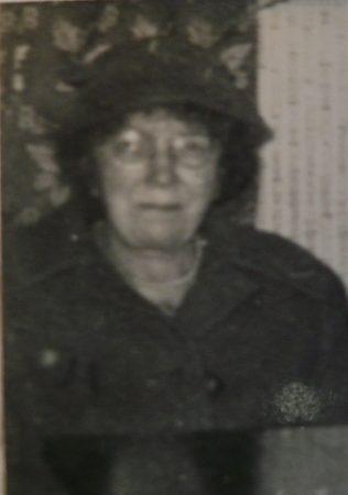 Maggie Hammond c1960