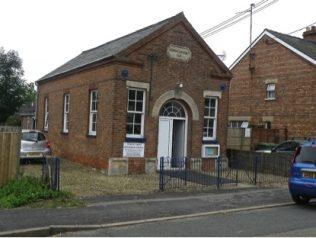 Tydd St. Giles Primitive Methodist Chapel, Cambridgeshire | Rachel Larkinson