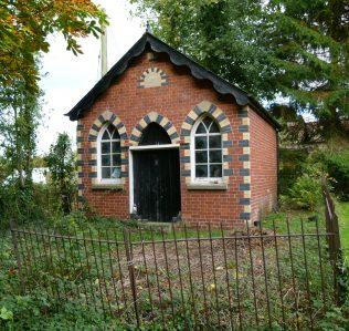 Upper Hill Primitive Methodist Chapel 2013 | R Beck