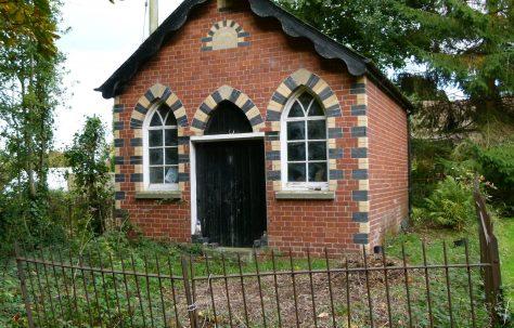 Upper Hill Primitive Methodist Chapel
