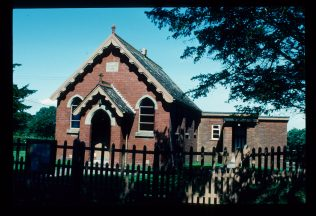 Chapel photographed in 1992 | David Hill
