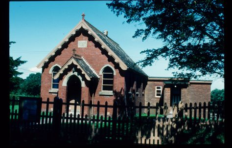 Upper Maescoed Primitive Methodist Church, Herefordshire