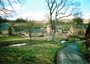 Upper Slaughter, Gloucestershire