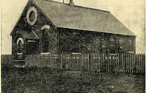 Swindon; Upper Stratton Primitive Methodist Church