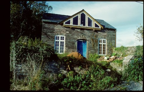 Peterchurch: Urishay Primitive Methodist Chapel, Herefordshire