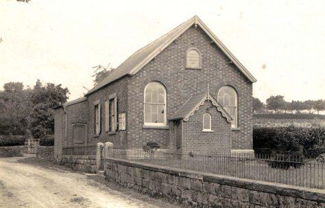 Utkinton Primitive Methodist Church, Cheshire