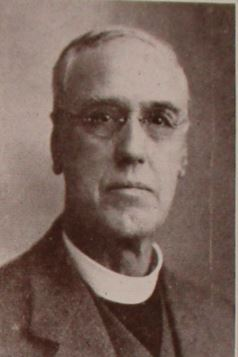 unnamed minister in the article - possibly the author, Rev Arthur Wilkes | Handbook of the Primitive Methodist Conference 1929; Englesea Brook Museum