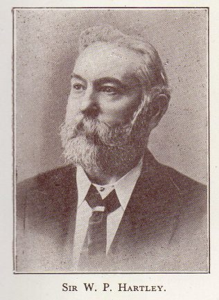 Hartley, Sir William Pickles (1846-1922) | Wycherley p175