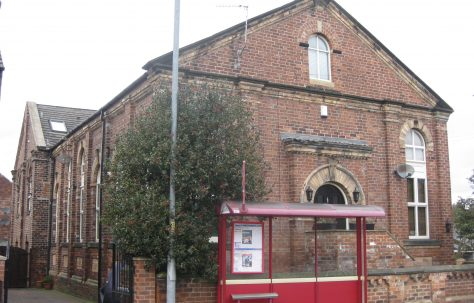 Wakefield Criggleston Mount Zion Primitive Methodist Chapel