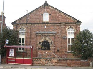 Wakefield Criggleston Mount Zion Primitive Methodist Chapel
