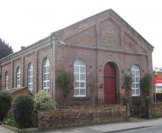 Wakefield Durkar Primitive Methodist Chapel