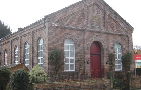 Wakefield Durkar Primitive Methodist Chapel