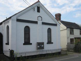 Walford Heath P M Chapel Shropshire