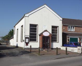 Barlestone ex-PM Chapel in 2012 | John Welford