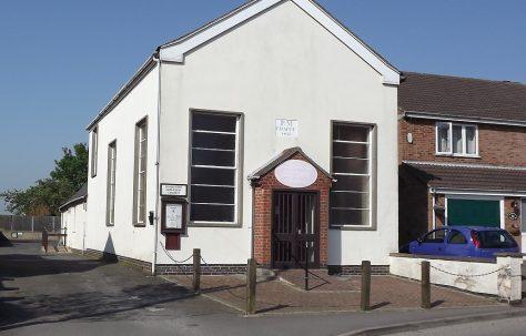 Barlestone Primitive Methodist Chapel, Leicestershire