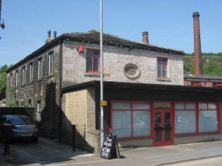 Walsden (Bottoms) Primitive Methodist Chapel Todmorden Lancashire