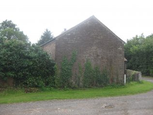 former Walterstone Common PM Chapel  | Elaine and Richard Pearce July 2107