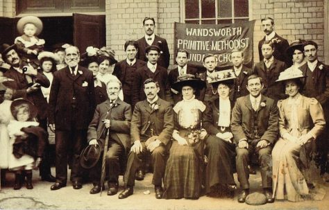 Wandsworth Primitive Methodist Sunday School