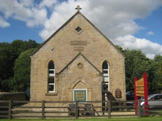 Warden Primitive Methodist Chapel Northumberland