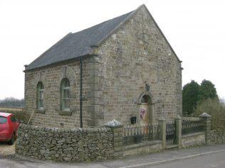 Warslow P M Chapel Staffordshire