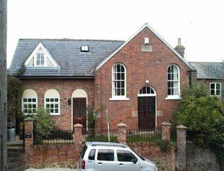 Watchfield Primitive Methodist Chapel, near Shrivenham, Berks (now in Oxfordshire) | Steven Carter (2013)