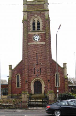 Watchorn church in 2015   Christopher Hill 2015