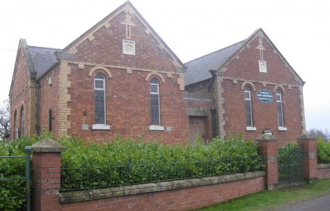 Welsh End Primitive Methodist Chapel, Whixall, Shropshire