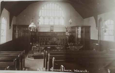 Welwick Primitive Methodist Chapel, Yorkshire