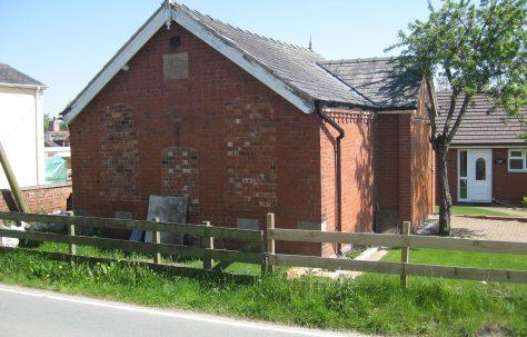 Wern PM Chapel Shropshire