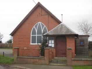 West Felton PM Chapel Shropshire