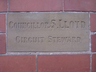 Is this Councillor S. Lloyd the same as the Councillor S. Lloyd at Chapel Street PM Chapel Oswestry?