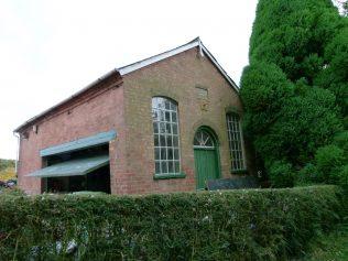 Westhope Primitive Methodist Chapel 2013 | R Beck
