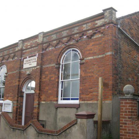 Westwoodside Bethel Primitive Methodist Chapel, Lincolnshire   Elaine and Richard Pearce July 2012