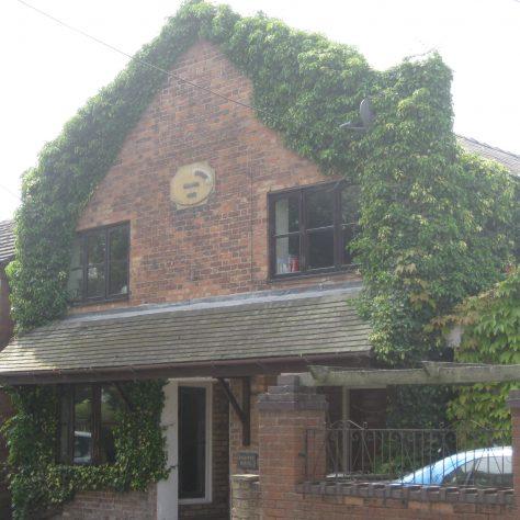 Wettenhall ex-PM Chapel in July 2012