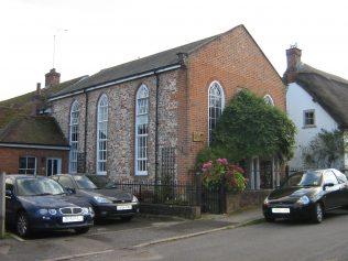 Wesleyan chapel, 1846
