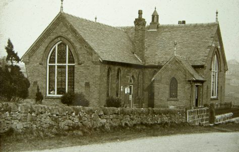 Whiston PM Chapel, Staffs