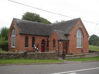 Whiston PM Chapel, Staffs   Jane Richardson, 2014