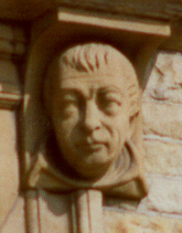Bust of Hugh Bourne on the right of the top arched stonework | Brian Fisher