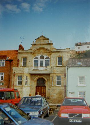 The unused chapel in 1992 | Keith Guyler